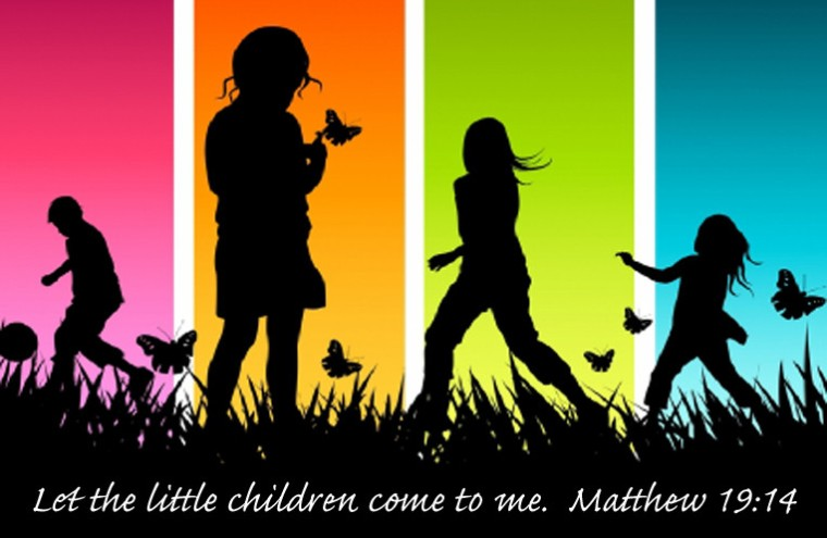 Let-the-little-children-colorfun